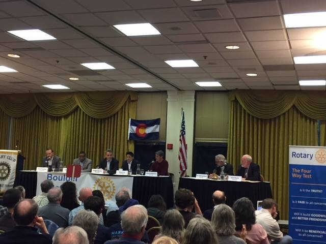 BRC Co-Hosts Colorado District Two Congressional Forum
