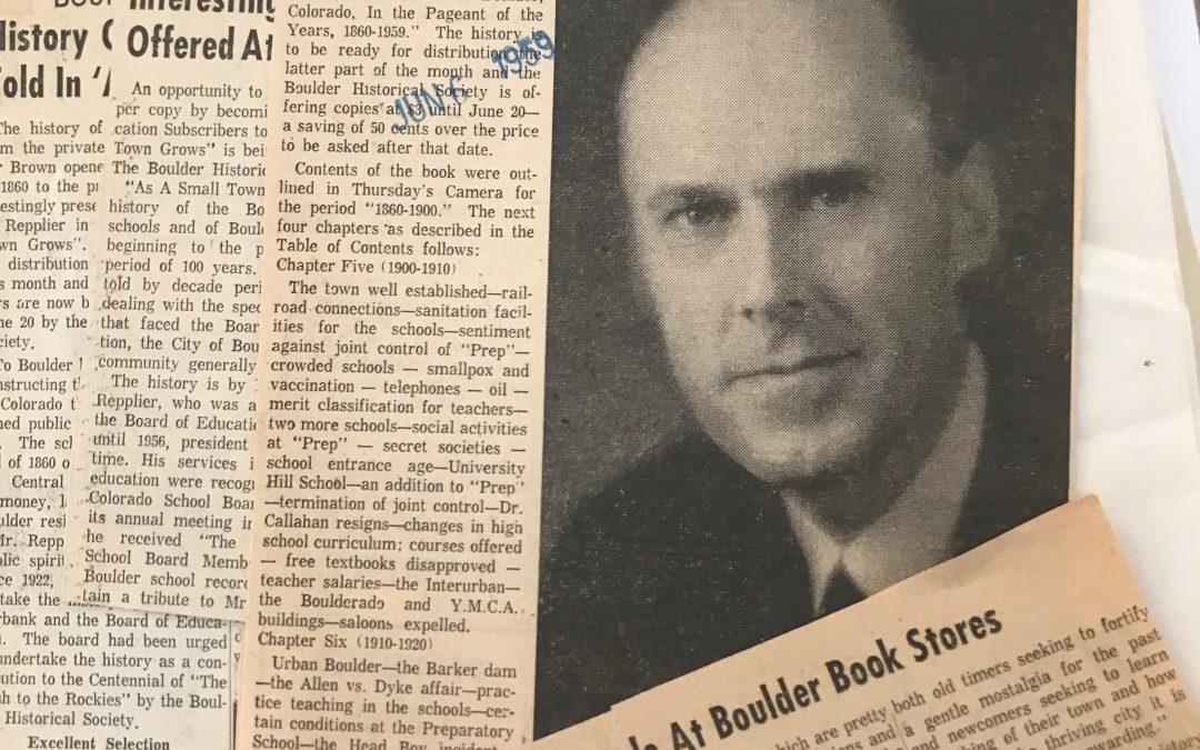 BRC History: The Historians