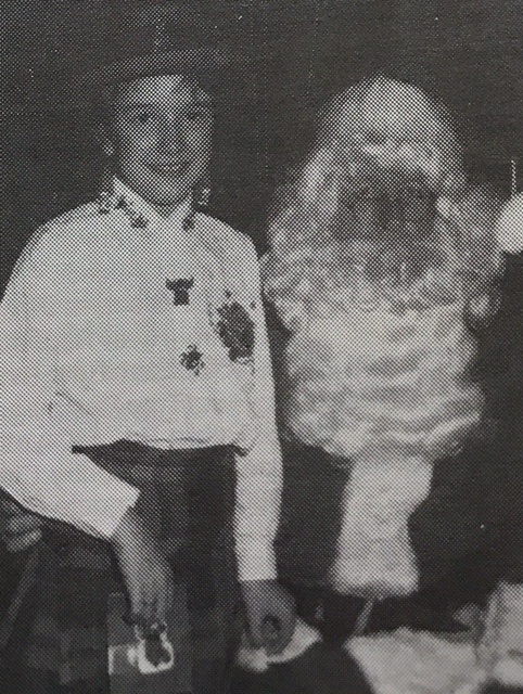 BRC History: Kids Christmas Parties