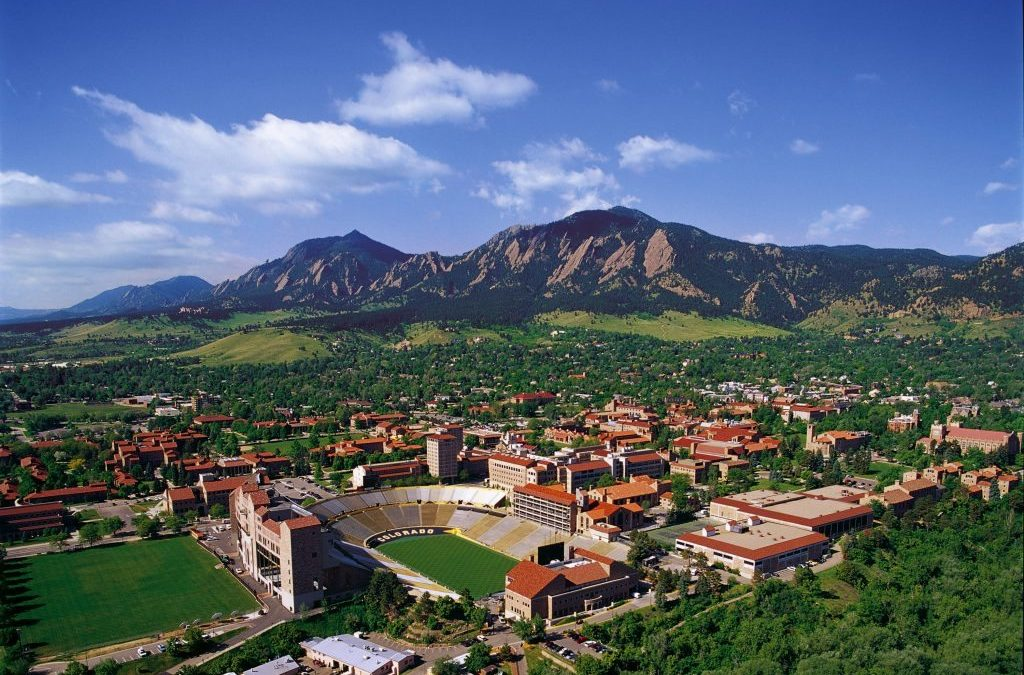 Boulder from the 1990s to Now